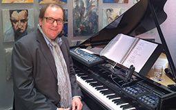 Uitvaart muziek piano