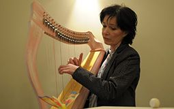 Harp spelen
